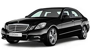 Аренда Mercedes Benz E-class с водителем