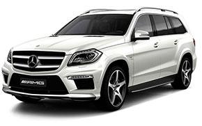 Аренда Mercedes-GL с водителем