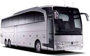 Аренда автобуса Mercedes с водителем