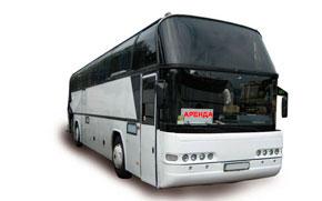 Аренда автобуса Neoplan с водителем