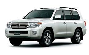 Аренда Toyota cruiser с водителем