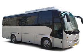 Аренда автобуса Higer с водителем