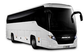 Аренда автобуса Scania с водителем