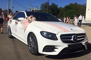 Аренда авто на свадьбу с водителем в Краснодаре