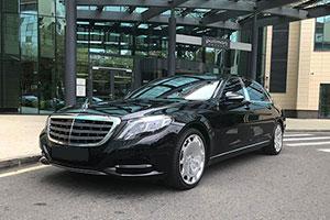 Аренда VIP авто с водителем Maybach